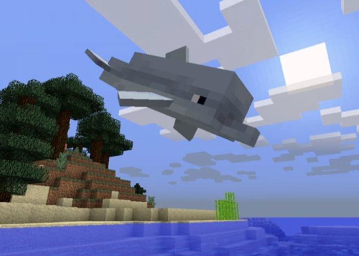 Llega la Aquatic Update para Minecraft en Xbox One, Windows 10 Mobile y PC