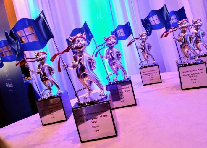 Premios Ninja Cat