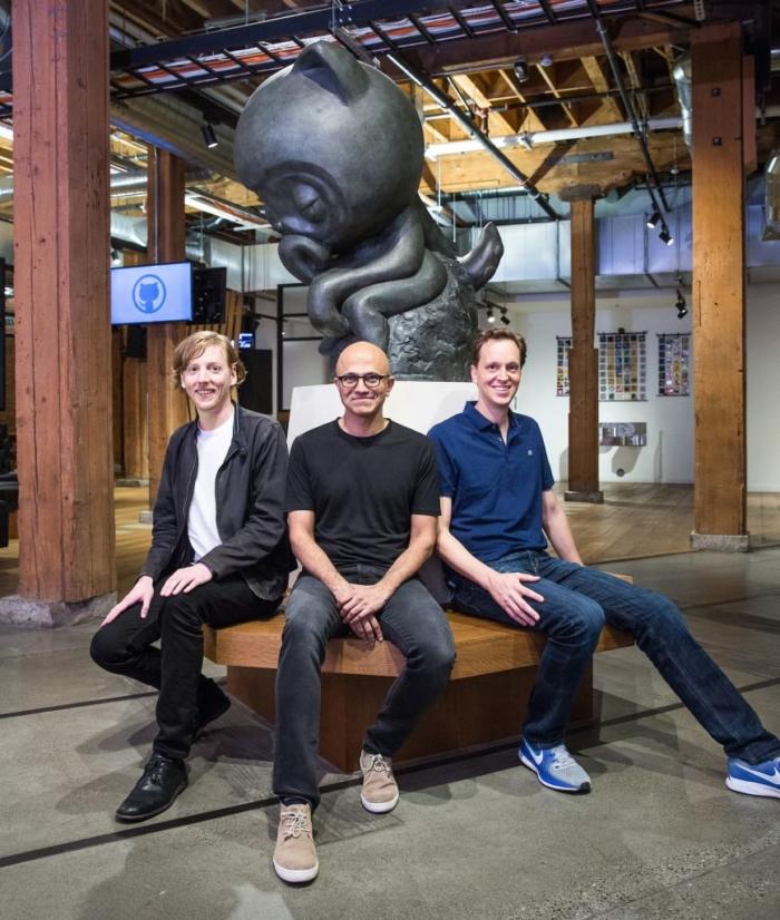 Es oficial: Microsoft compra GitHub por $7.500 millones de dólares