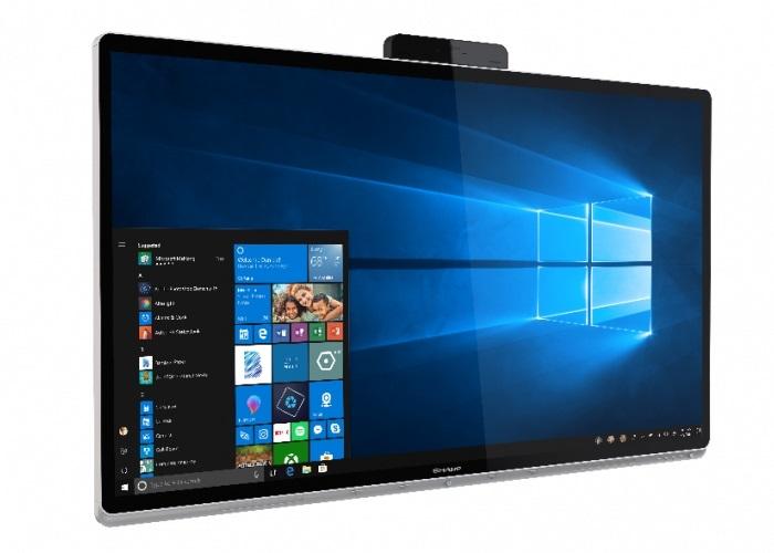 Microsoft presenta sus nuevas Pantallas de Colaboración Windows