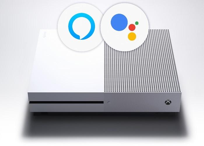 Pronto podrás usar Alexa y Google Assistant dentro de la Xbox One