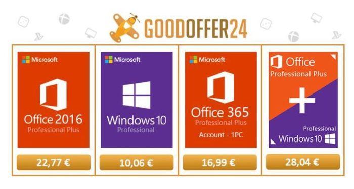 Consigue tu licencia de Microsoft Office a precio de derribo, ¡menos de 23 euros!