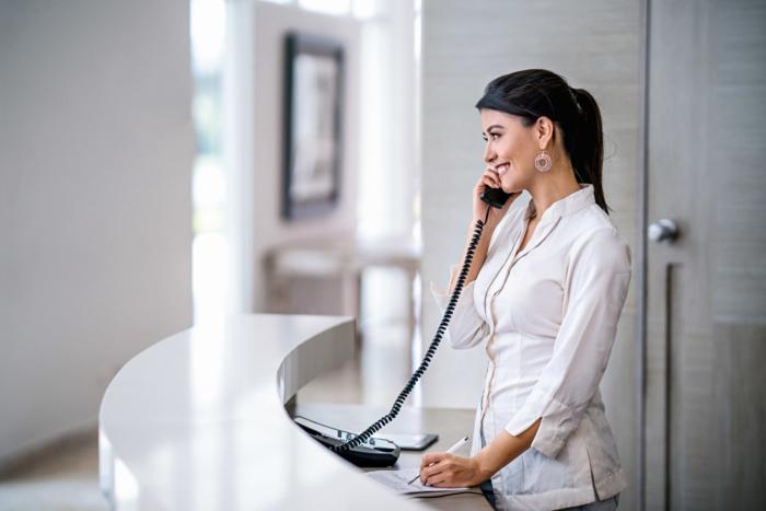 Secretaria teléfono NFON