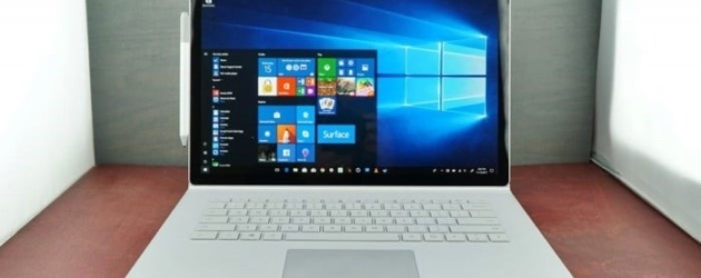 Portátil con Windows 10