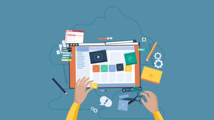 Diseño de web en WordPress