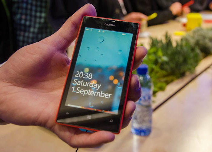 Nokia Lumia 520 - bloqueo