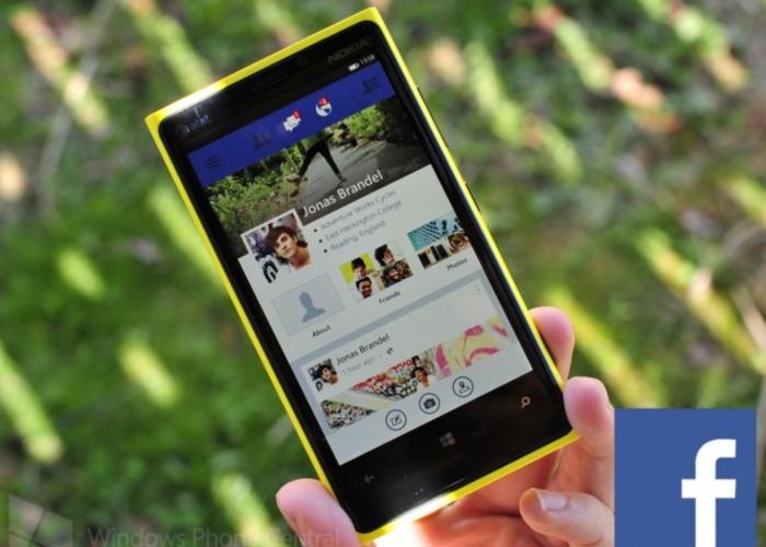 windows phone facebook beta destacado