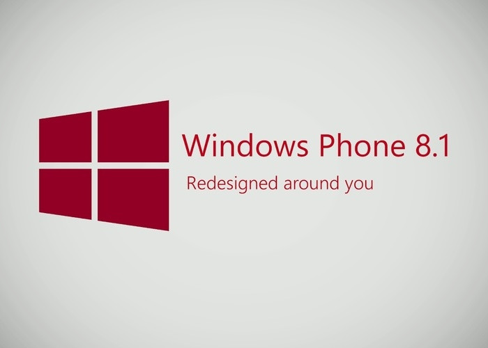 Logo de Windows Phone 8.1