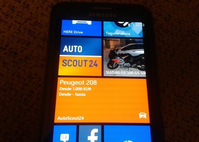 Aplicación AutoScout24