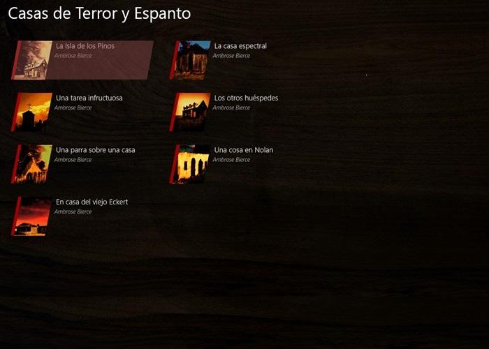 Casas de Terror y Espanto