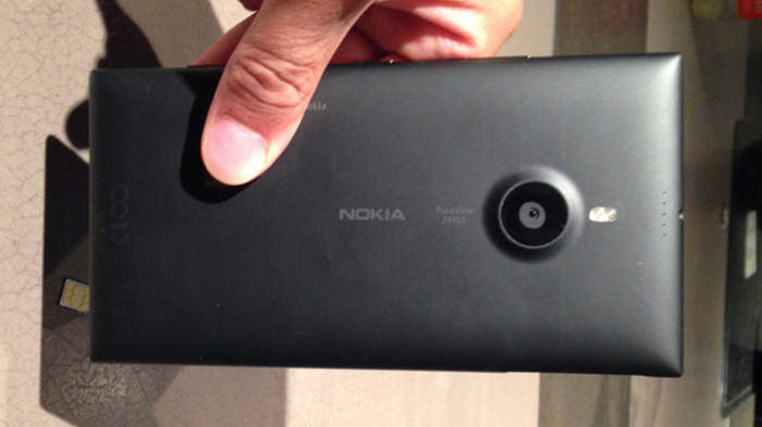 Phablet Lumia 1520