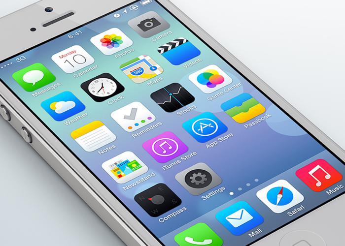Nueva versión del sistema de Apple