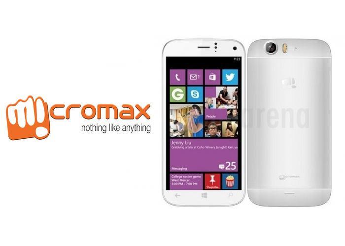 Micromax Windows Phone