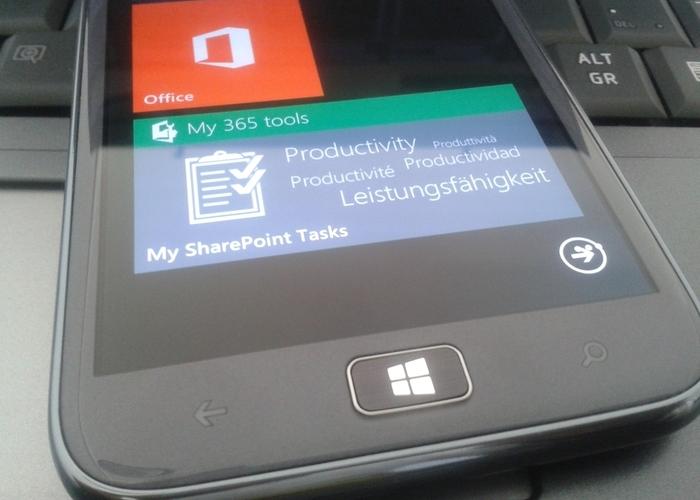 My SharePoint Tasks
