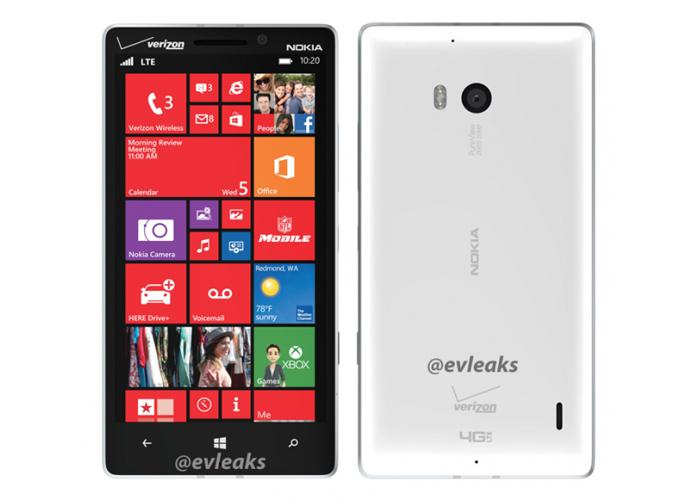 Nokia Lumia 929 blanco Verizon