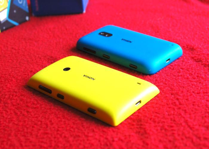 Trasero Nokia Lumia