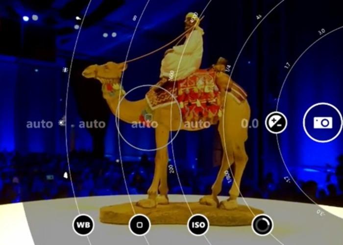 Imagen de la aplicación Nokia Camera