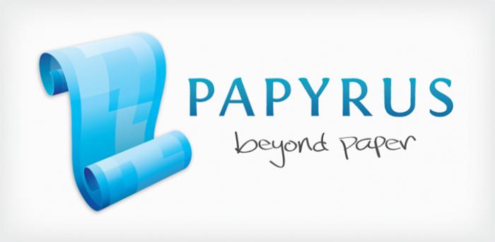 Imagen de Papyrus