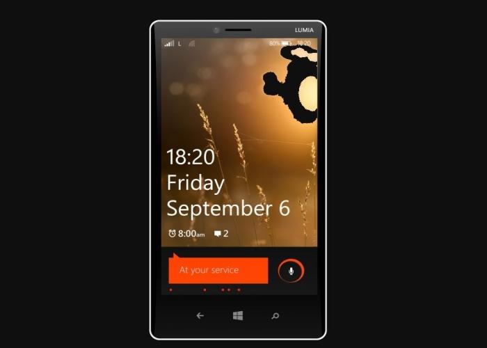 Nuevo terminal de Nokia