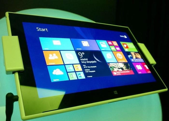 Tablet Nokia 2520