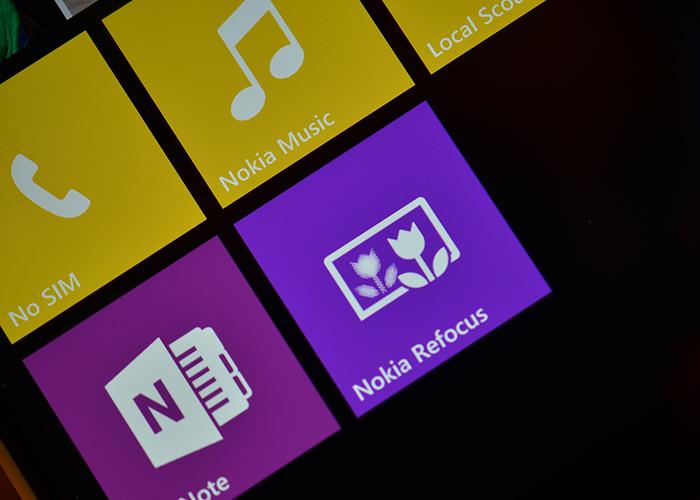 Nokia Refocus