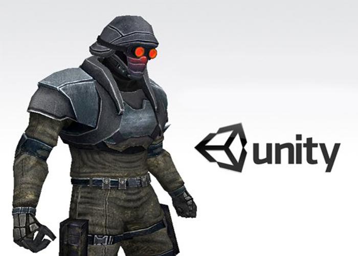 Ganadores Del Concurso Unity 3d