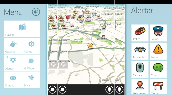 waze windows phone