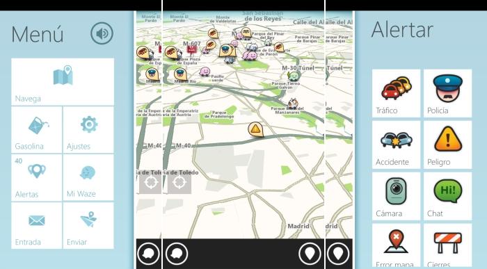 Windows Phone 8 ya dispone de Waze a pesar de Google