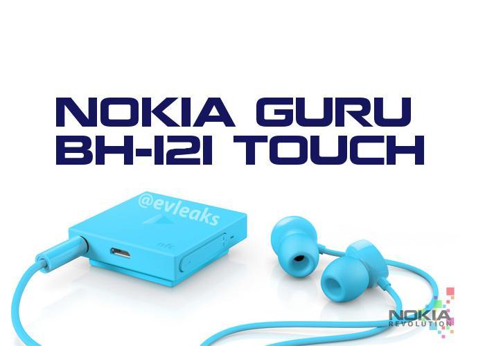 Nokia Guru BH-121 Touch